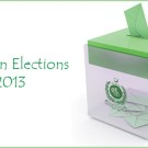 Pakistan Elections!